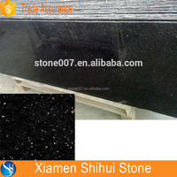Custom Design Granite Black Galaxy Stunning stone top