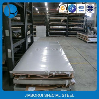 pp flute corrugated sheet/stainless steel plate x6cr17