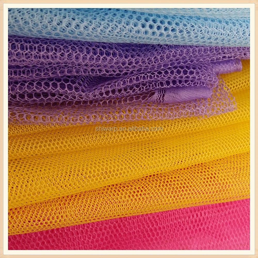 100 polyester mosquito net fabric for stop insect curtain and window screen