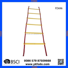 good quality hot sales speed ladder, agility ladder, ladder for soccer training FD694