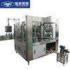 Twice Vaccum beer canning equipment system for sale
