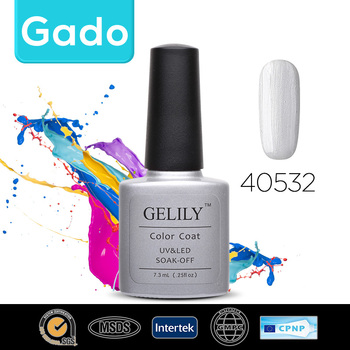 China Factory Gado Wholesale 7.3ml the most popular private nails