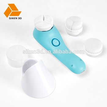 NEW Electronic facial wash brush cleansing
