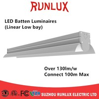Good Quality More Than 130Lm/w Luminaire Led Low Bay Lighting Fixtures
