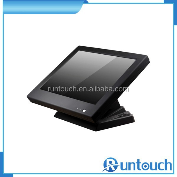 Runtouch RT-1510 OEM 15 inch True Flat Bezel Free USB Touchscreen Monitor for Kiosks
