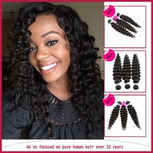 On china market 100% cheap prices for brazilian hair brazilian virgin hair fix loose wave hair