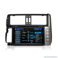 Toyota land cruiser android car dvd with AM/FM radio and RDS