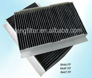 Cabin Filter 6444.FF 6447.FF 644F.FF for Citroe-n Xsara Picasso 1.6 /2.0 N68