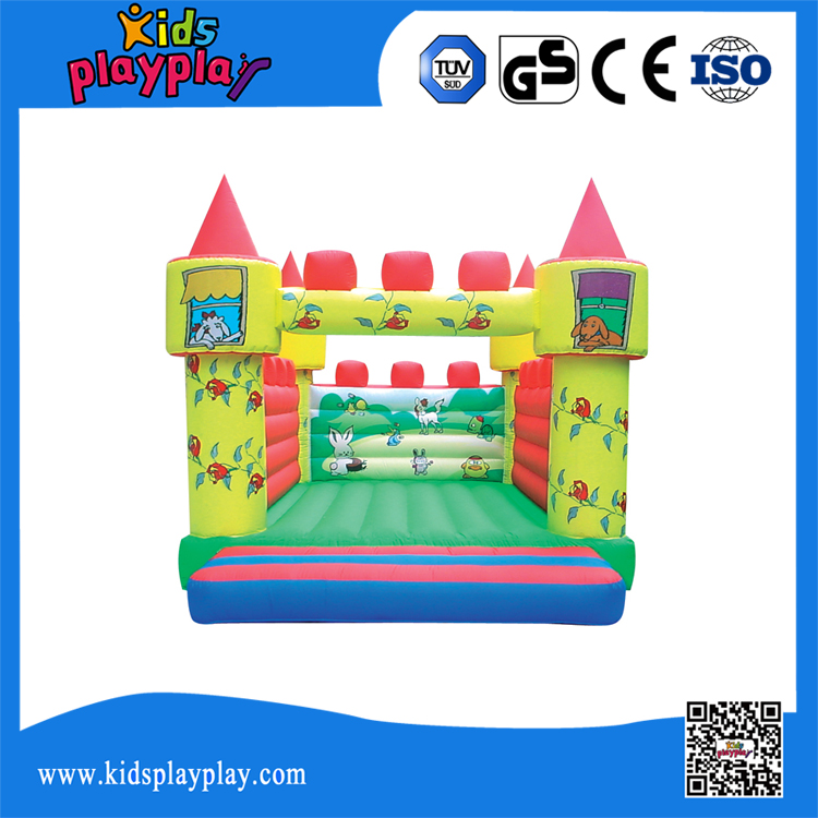 KidsPlayPlay Manufacturers High-Capacity Inflatable Castle Bounce House