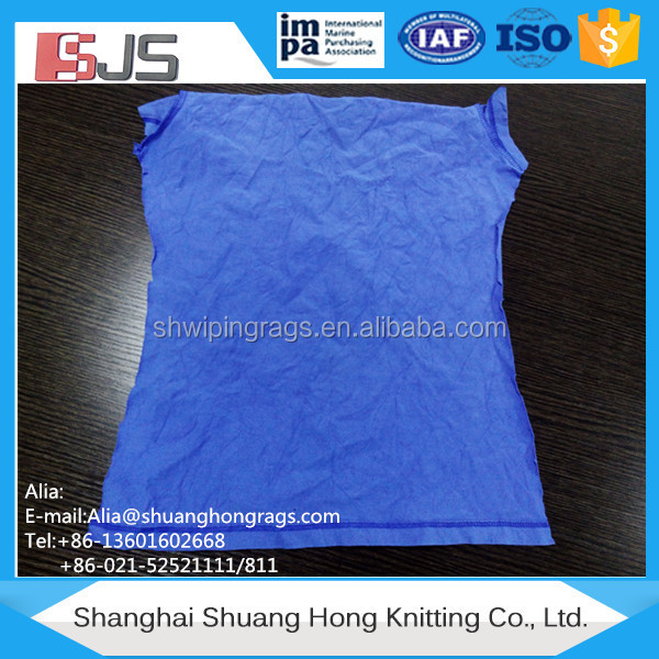 Color cleaning cloth cotton machine wiper factory