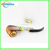 2014 Newst E cigarette Wooden E Pipe 618 Cartomizer With Ego&510 Thread