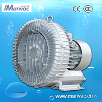 Dongguang High quality 2.2KW cleaning air blower and ring blower aquarium air pump and fish bowl air pump