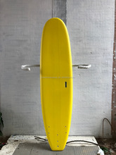 6'0 Yellow Soft Top Surfboards High Quality Kid Soft Surfboards with Handle