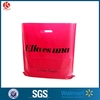 Printing PE Cheap Die Cut Patch Handle bag / Biodegradable Shopping Plastic Bag