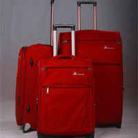 Fabric Luggage Travel Trolley Case Bags