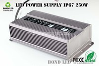 constant voltage medical supply 200v dc power supply 24v 250w led power adapter