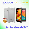 low price China mobile phone with Android 4.4 qualcomm MSM8916 Cubot phone Zorro 001