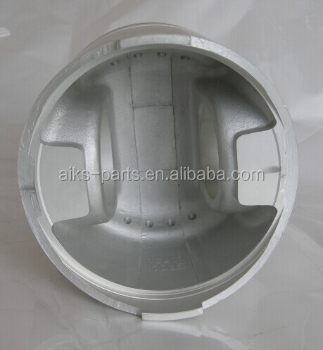 EK100 Piston 13216-1224 13211-1036 13216-1220A EK100 Engine spare parts