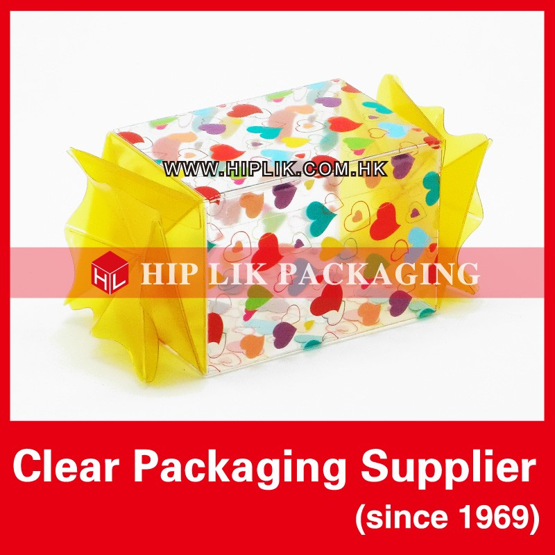 New Plastic Food Packaging