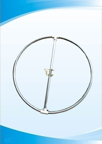 Outdoor assembling TV antenna