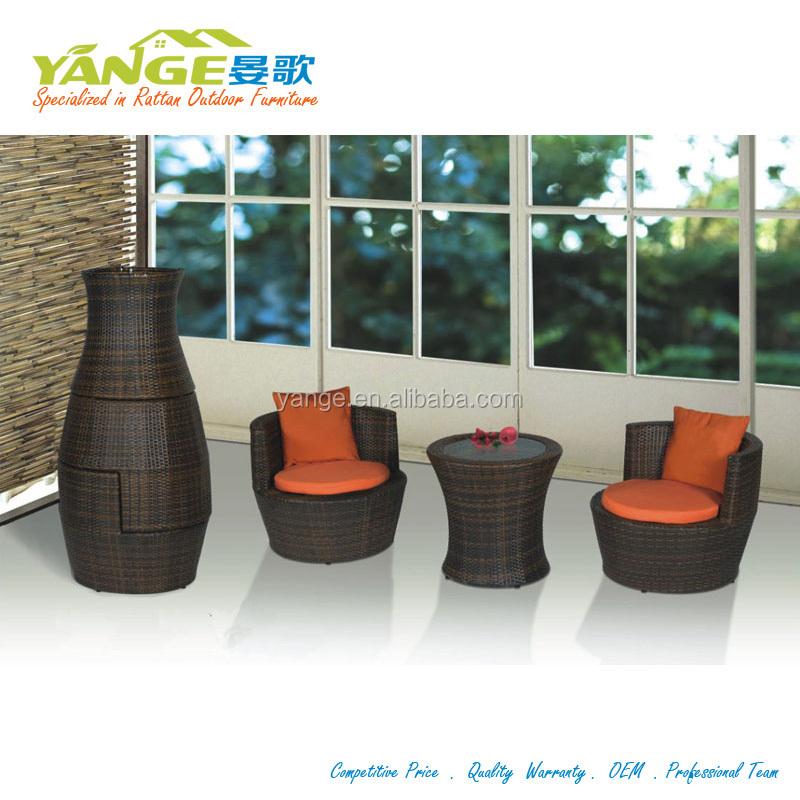 Outdoor rattan furniture garden furniture wicker patio for Sofas mimbre exterior