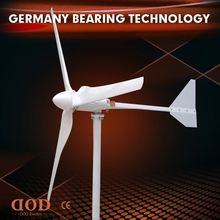 2016 HOT Sale Wind Turbine Alternator 300W 400W 600W 1000W plc control wind turbine