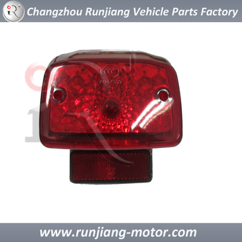 China factory motorcycle spare parts Tail lamp used for SUZUKI GN125