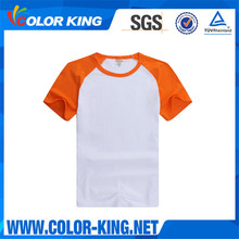 High Quality custom sublimation blank t shirt wholesale