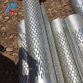 Slotted screen pipe for water treatment or used in oilfield