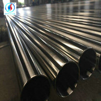 biggest stainless steel manufacturers directly sale price per kg astm a312 tp304 welded stainless steel pipe