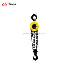 Good price HSZ type 2 ton g80 chain hand chain hoist