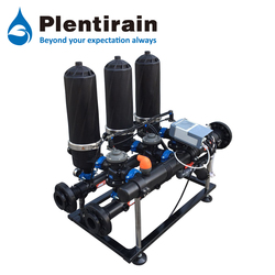 Plentirain brand plastic disc filter/Screen filter/ sand filter for agricultural drip irrigation system