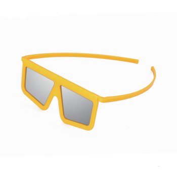 Durable Cool Style Linear Polarized 3D Glasses