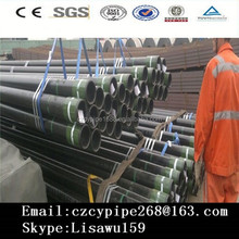 H40 J55 K55 N80 C75 L80 C90 T95 P110 Q125 Oil Casing Pipe, Petroleum Casing pipe, seamless steel pipes