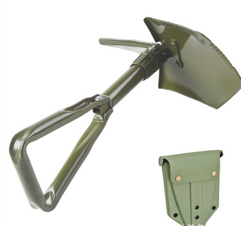 Top quality Big Size Tri folding army shovel