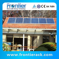 2016 Low price Rooftop solar pv Panels system