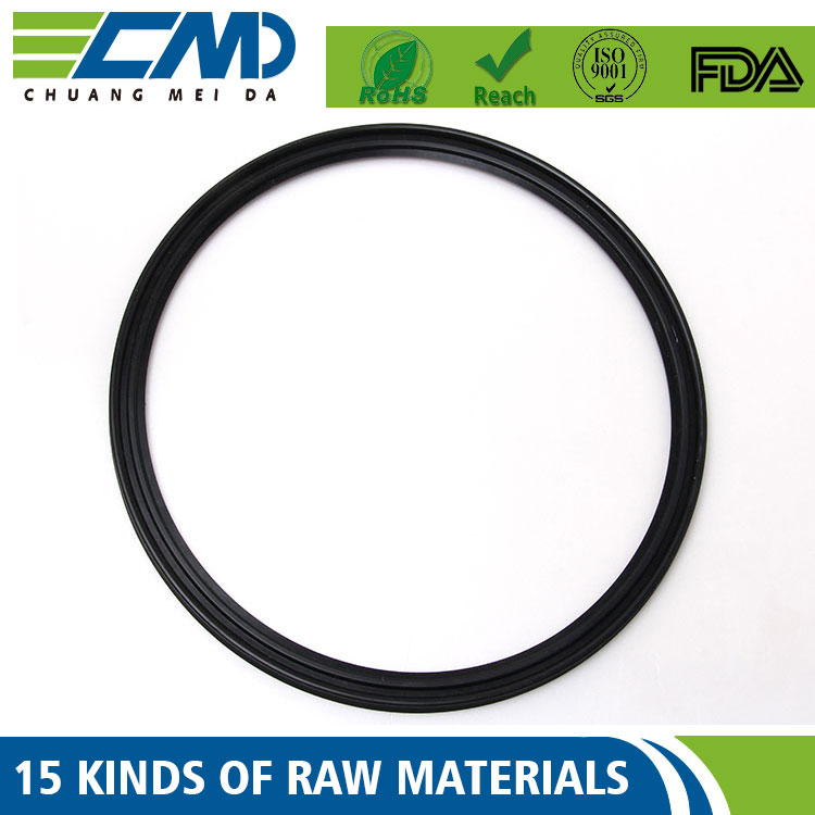 custom design high temperature resistant autoclave gasket