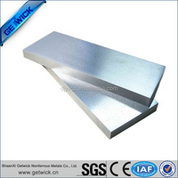 Tungsten Sheet Plate For Super Hard
