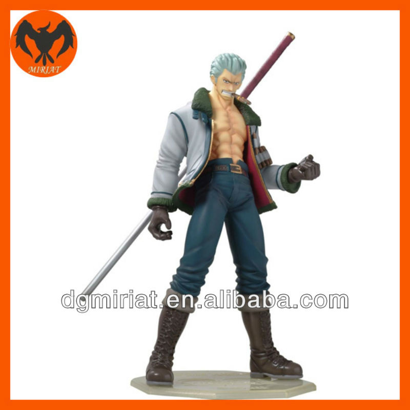 hot sales one piece adult anime resin figures