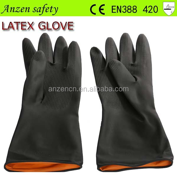 household rubber latex pvc glove