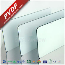 Aluminum composite panel for wall facade