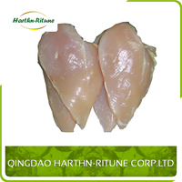 China Supplier Frozen Halal Boneless / Skinless Chicken Breast for Sale