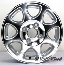 13 inch china factory japan design new Racing mag silver wheels
