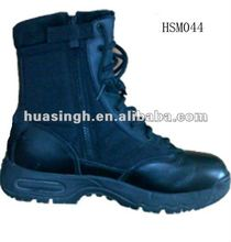New Design Zipper Fast Wearing US Air Force Pilot Boots