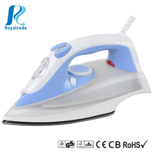 High quality green electric steam iron for clothes fashionable new cheap
