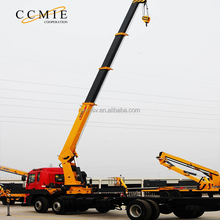 Good quality xugong pickup truck 18ton SQ18SK5Q telescopic boom lift crane