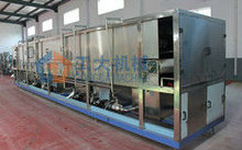 CE Bactericidal spray machine for beverage bottles and cans 6000 bottle per hour