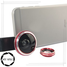 2017 China factory supply fisheye wide angle camera android zoom lens