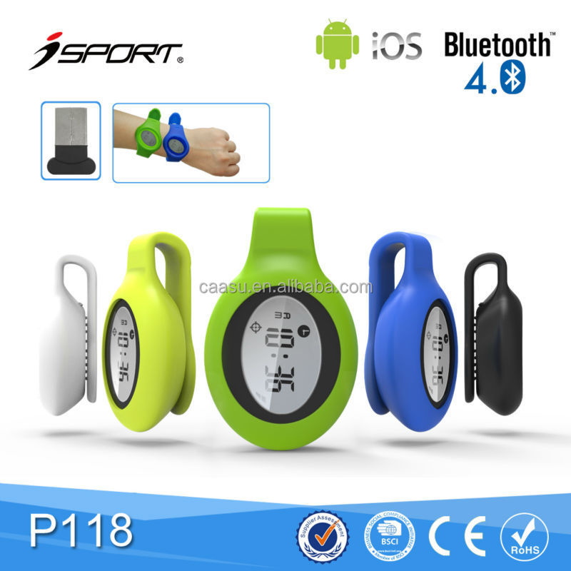Bluetooth Sports Authority Pedometer