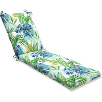 Printed leaves 112*53*72*4cm 100%polyester lounge or couchor bench or sofa cushion